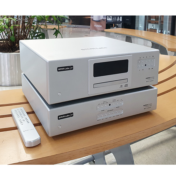 [위탁/할인] Emmlabs TSD1 SACD Transport + DAC 2